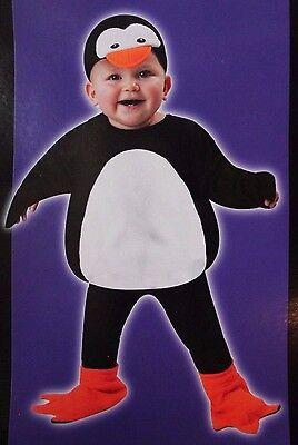 BOYS GIRLS 2T 3T PENGUIN VEST HALLOWEEN COSTUME ANIMAL ZOO INFANT](3t Animal Halloween Costumes)