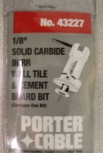 Porter-Cable-43227-Carbide-Wall-Tile-Drywall-Cement-Board-Bit