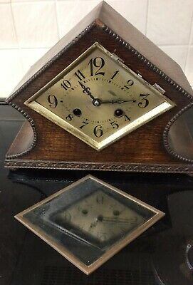 "JAHRESUHRENFABRIK TRIBERG CLOCK GERMAN""SPRARES AND REPAIRS"