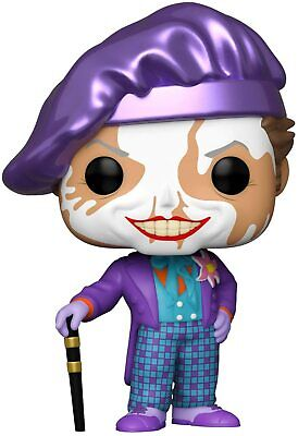 "FunKo POP! Heroes Batman 1989 The Joker 3.75"" CHASE Variant Figure"