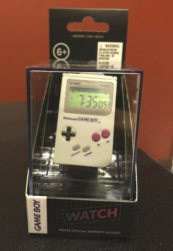 Nintendo Gameboy Classic Watch...