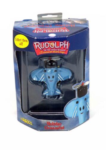Rare Enesco CVS Rudolph Island of Misfit Toys Airplane Plane Christmas Ornament