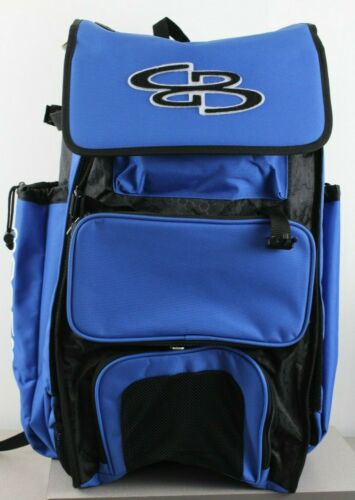 NEW Boombah Baseball Softball Superpack Blue Black