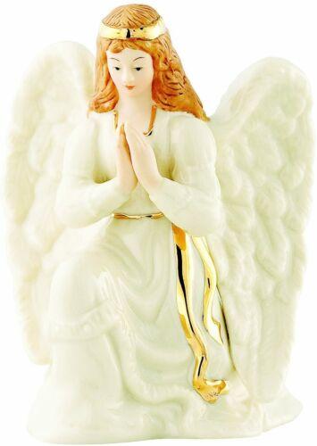 Belleek 7244 Christmas Classic Nativity Angel Figurines