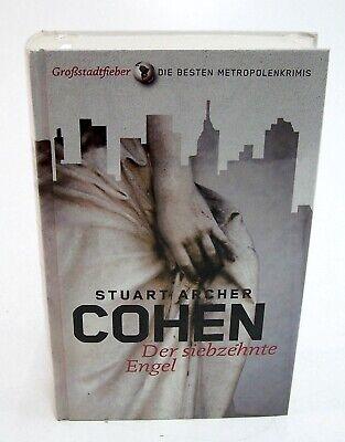 "Buch Stuart Archer "" Cohen - Der siebzehnte Engel "" Großstadtfieber OVP"