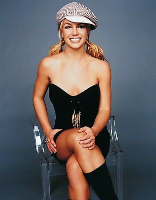 Britney Spears Unsigned 8x10 Photo (175)