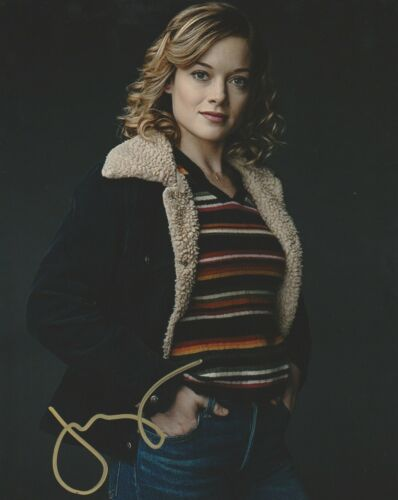 Jane Levy Castle Rock Autographed Signed 8x10 Photo COA #MR482