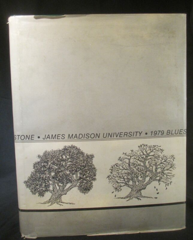 1979 Bluestone James Madison University Yearbook, Harrisonburg, Virginia