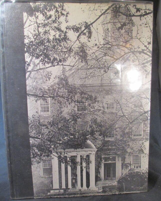 1966 Yackety Yack University of North Carolina Yearbook, Chapel Hill, NC