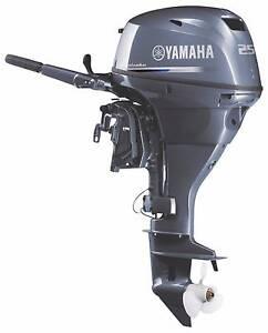 Yamaha F25DMHL 25hp 4 stroke outboard - new Kelmscott Armadale Area Preview