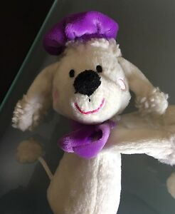 French poodle clip on plush Noble Park North Greater Dandenong Preview