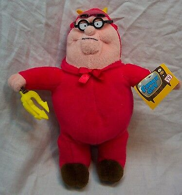 Simpsons Family Costumes (Family Guy PETER IN DEVIL COSTUME 9