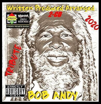 BOB ANDY ALL STAR TRIBUTE MIX 2CD