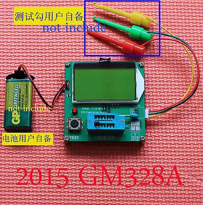 Gm328a Esr Meter Transistor Tester Diode Triode Capacitance Inductance Npn Pnp