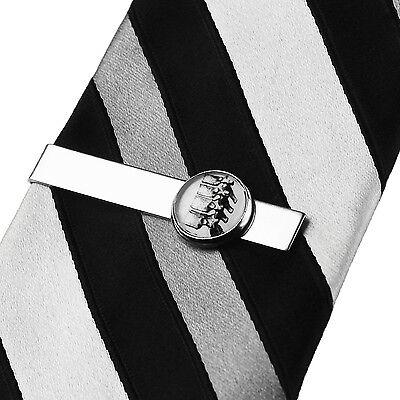 Spine Tie Clip