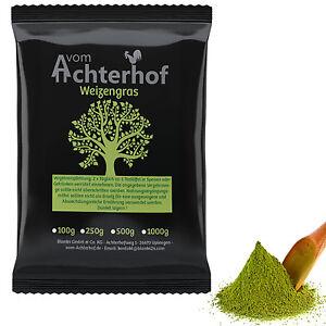 1 kg Weizengraspulver Weizengras aus deutschem Anbau Ernte 2016 ! ganz frisch !