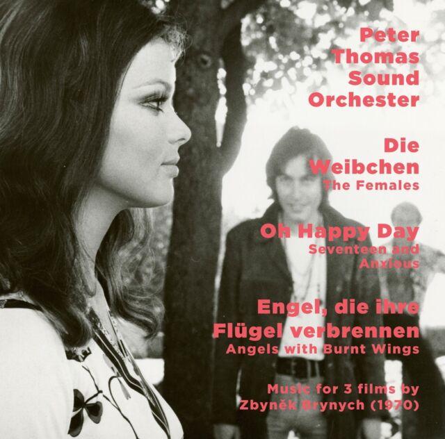PETER SOUND ORCHESTER THOMAS - DIE WEIBCHEN/OH HAPPY DAY/ENGEL.. 2 CD NEU