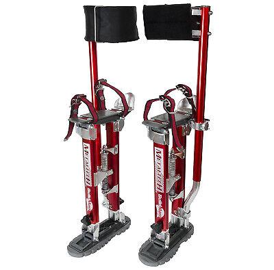 Metaltech I-bmds1830 Buildman - 18-30 Adjustable Drywall Stilts 1 Pair
