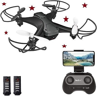 Mini Drone w/Camera FPV Live Video Wifi Quadcopter