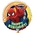 Spiderman Party Balloons & Decorations