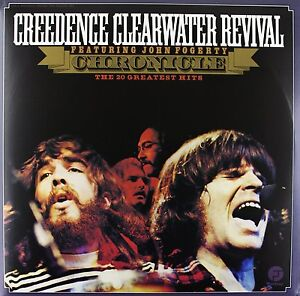 Creedence-Clearwater-Revival-Chronicle-Greatest-Hits-2-x-Vinyl-LP-NEW