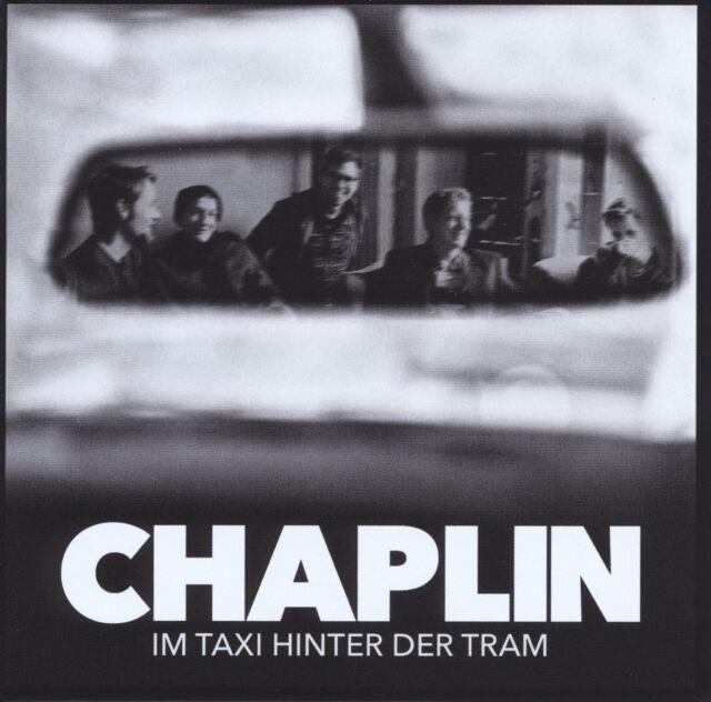 CHAPLIN - IM TAXI HINTER DER TRAM  CD NEU