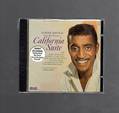 California Suite By Jr. Sammy Davis (cd) Collectors' Choice Music Christmas