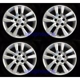 "Set (4pcs) Hubcap Wheelcover fits 2013 - 2018 Nissan ALTIMA 16"" 10-spoke NEW"