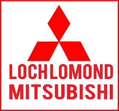 Loch Lomond Mitsubishi