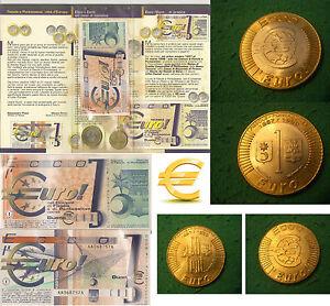 ECCO L'EURO COMUNI FIESOLE - PONTASSIEVE 1997 / 1998 - Mantignano, Italia - ECCO L'EURO COMUNI FIESOLE - PONTASSIEVE 1997 / 1998 - Mantignano, Italia