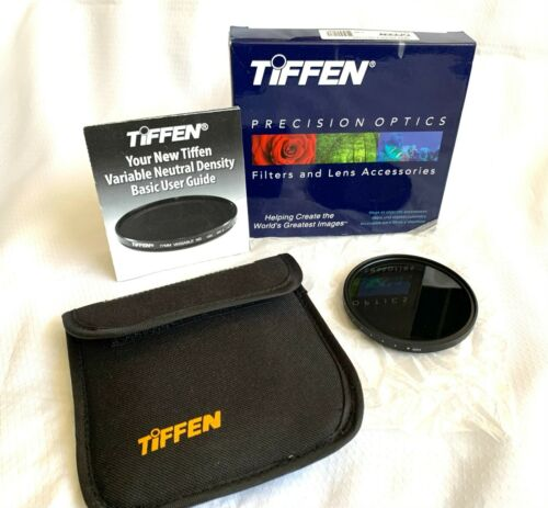 Tiffen 72mm Variable Neutral Density (ND) Filter - MINT