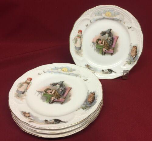 Vintage Porcelain Children