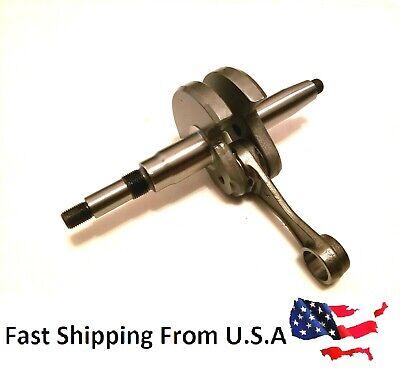 Crankshaft For Stihl Ts700 Ts800 Cut Off Saw 4224 030 0400