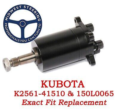 New Kubota Steering Valve For Bx1500-bx2670 Series - Replaces K2561-41510