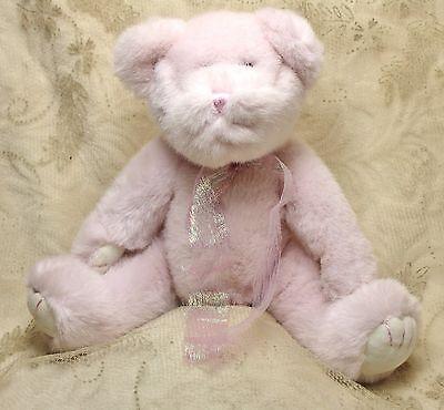 Pink Stuffed Teddy Bear Toy Animal Small - Small Teddy Bear