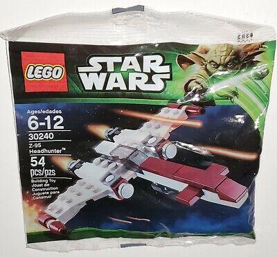 LEGO Star Wars Mini Set 30240 Z-95 Headhunter Polybag NEW & Sealed
