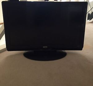 """Sanyo 32"""" LCD TV Crows Nest North Sydney Area Preview"""