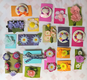 Assorted Hair Bows for Girls Carine Stirling Area Preview