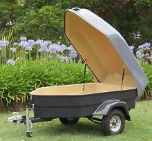 Hire a Lightweight Luggage (box / camping) Trailer from $17 / day Waratah Newcastle Area Preview