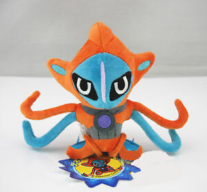 Pokemon Deoxys Attack Forme Plush Doll Stuffed Animal Figure Toy Gift 6 inch US