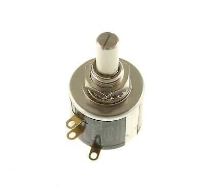 100k Ohms Vishay Mod Pot 10 Turn Wirewound Precision Potentiometer 100000 Ohm 2w