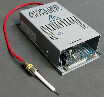 Applied Kilovolts Hp020pzz337 High Voltage Power Supply 24v 1
