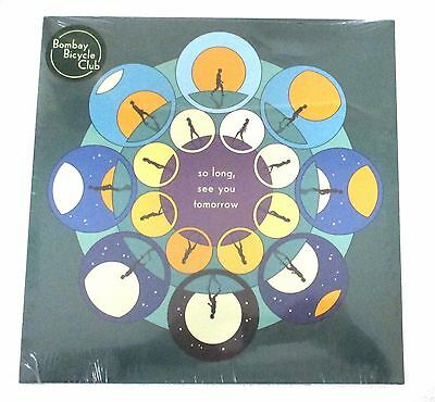 Bombay Bicycle Club So Long  See You Tomorrow  Vinyl Lp Record 2014 Sealed New