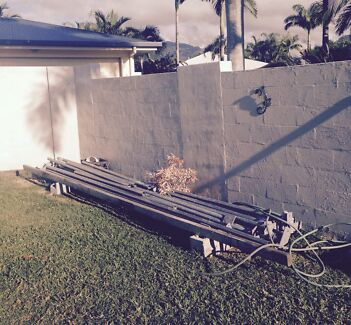 Fence Galvanised  Cairns 4870 Cairns City Preview