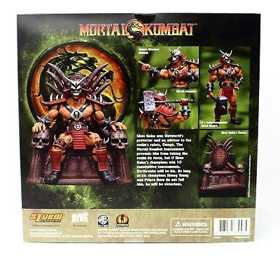 Storm Collectibles Mortal Kombat VS Series Shao Kahn 1/12 Scale Figure