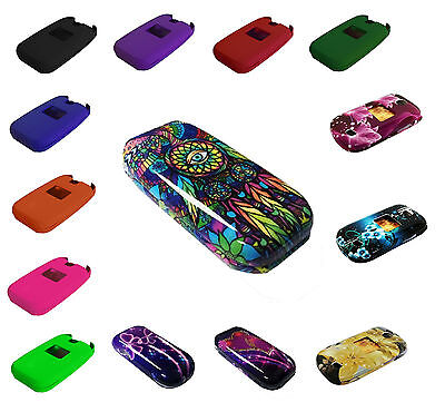 Protector Phone Cover Snap - Hard Snap on Protector Phone Cover Case for For LG B470 B-470