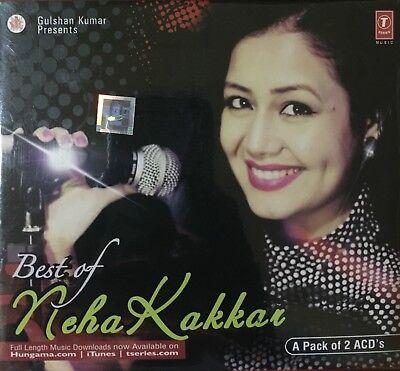 Best Of Neha Kakkar Bollywood Songs CD (Set Of