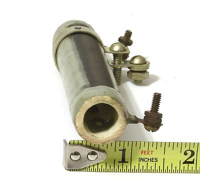 Lot Of 3 Resistor Ceramic Adjustable 250 Ohms 50 Watts