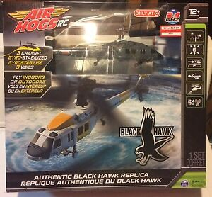 AirHawgs Black Hawk