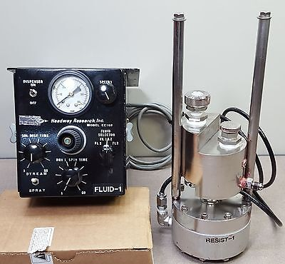 Headway Research Inc. I-ec102. Photo-resist Spinner Model Ec101 T6 Spl